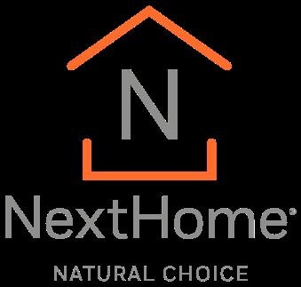 NextHome Natural Choice - Vertical Logo
